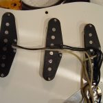 1999 Early Fender Relic Stratocaster Pickups Guitarwacky.com