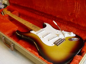 Early Fender Custom Shop Strat Stratocaster Relic Guitarwacky.com