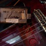Signed Seymour Duncan Humbucker in Gibson Les Paul Guitarwacky.com