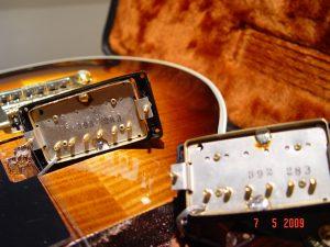 Gibson Les Paul Custom Tim Shaw Humbucker Pickups Guitarwacky.com