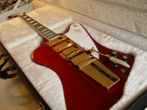 Gibson Firebird Triple Pickup