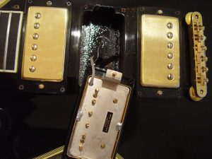 Gibson Les Paul Triple PAF Humbucker Pickups Guitarwacky.com