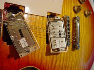 1959 Gibson Les Paul Burstbucker Humbucker Pickup Guitarwacky.com