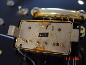 Gibson Les Paul PAF Humbucker Pickup Guitarwacky.com