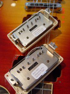Gibson Les Paul Burstbucker Humbuckers Pickups Guitarwacky.com