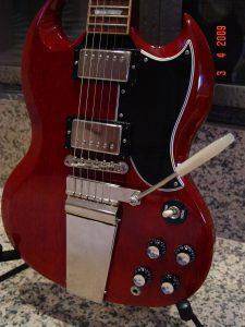 Gibson SG Custom Shop Guitarwacky.com