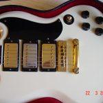 1979 Gibson Sg Triple Custom Guitarwacky.com