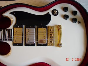 79 Gibson SG Custom Triple Pup