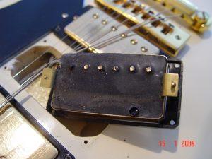 1978 Gibson SG Guitar Tarback Pickup Guitarwacky.com