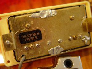Prs Guitar Dragon 11 Treble Pickup Guitarwacky.com