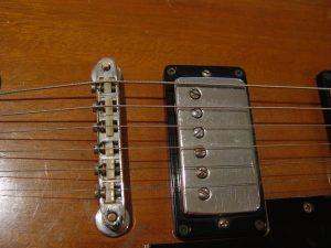 1974 Gibson SG Deluxe Guitar Bridge Humbucker Pickup Guitarwacky.com