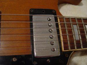 1974 Gibson SG Deluxe Guitar Humbucker Pickup Guitarwacky.com