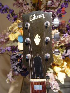 1974 Gibson SG Deluxe Headstock Guitarwacky.com