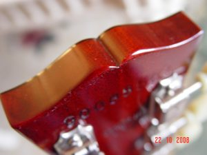 Gibson Les Paul Guitar Headstock Guitarwacky.com