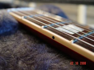 Gibson Les Paul Custom Block Inlays Guitarwacky.com