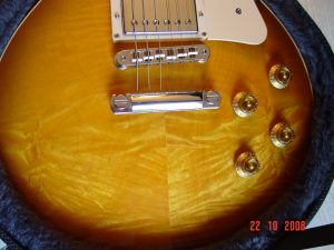 Gibson Les Paul Plus Guitar Book Matched Guitarwacky.com