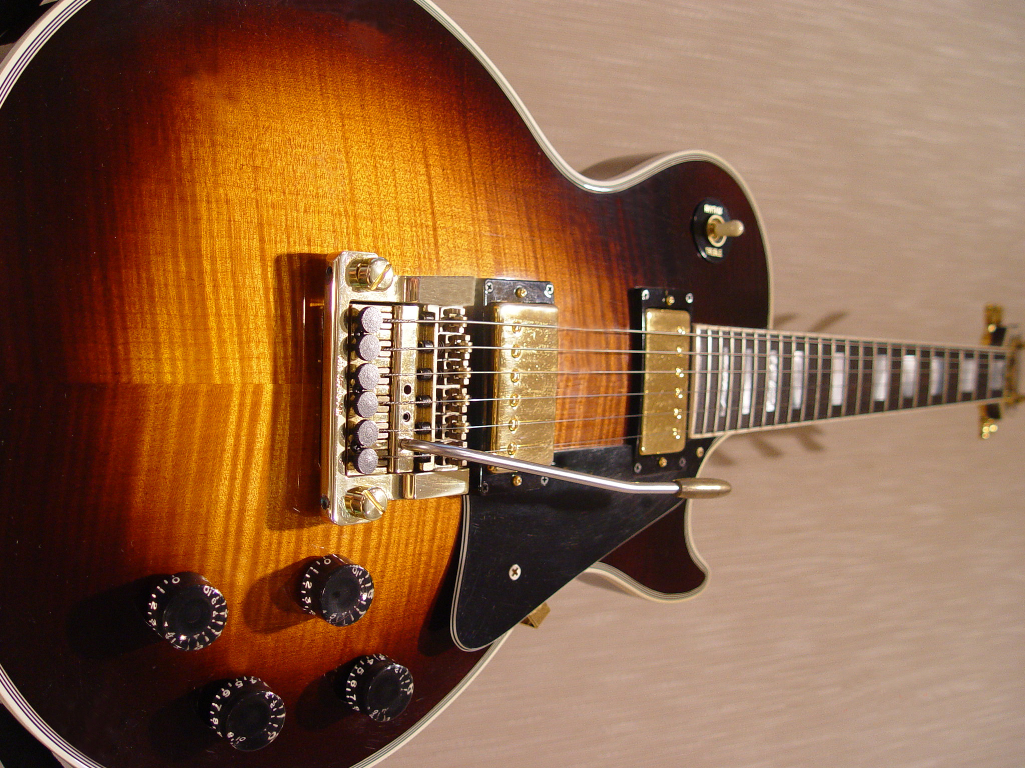 1983 Gibson Les Paul Custom Guitarwacky.com