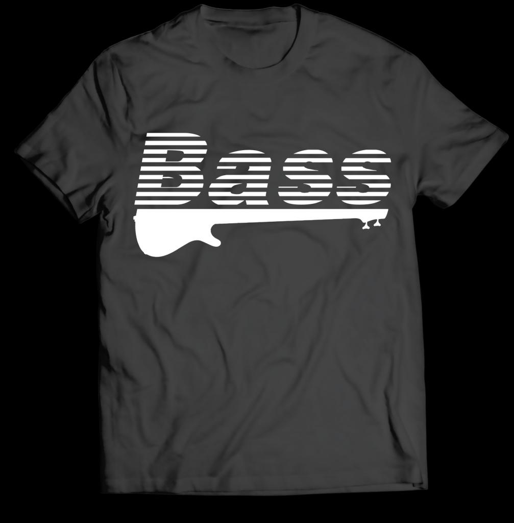 Bass Guitar Music T-Shirt