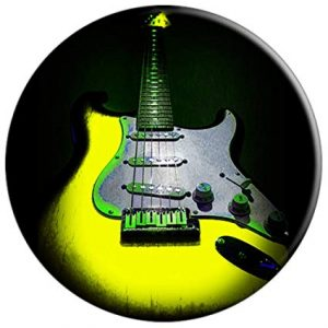 Colorful Rock N Roll Guitar Music PopSockets