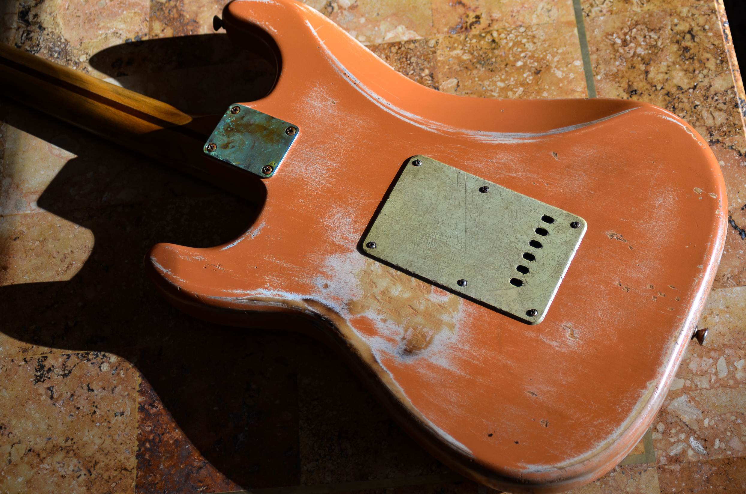 Fender Stratocaster Coral Relic