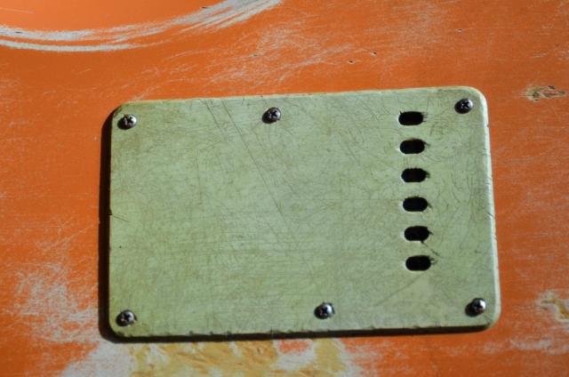 Fender Stratocaster Custom Relic Guitar cover Coral Pink Guitarwacky.com