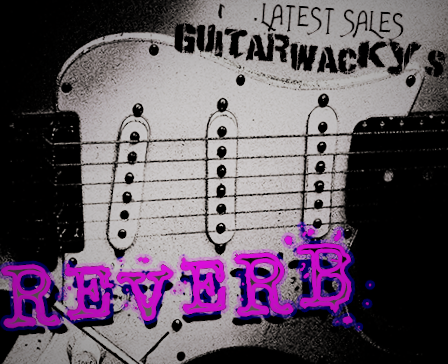 Reverb Relic Guitar Latest Sales Guitarwacky.com