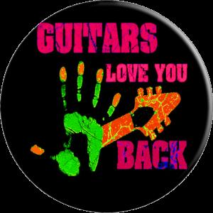 Guitarwacky.com Custom Guitar Popsockets