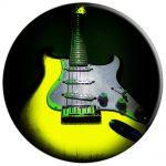 Feder Stratocaster Popsocket Guitarwacky.com