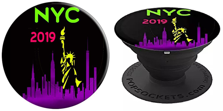 New York City NYC 2019 Popscoket Gift