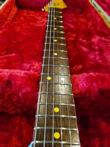 Fender Stratocaster Rosewood Neck Headstock Guitarwacky.com