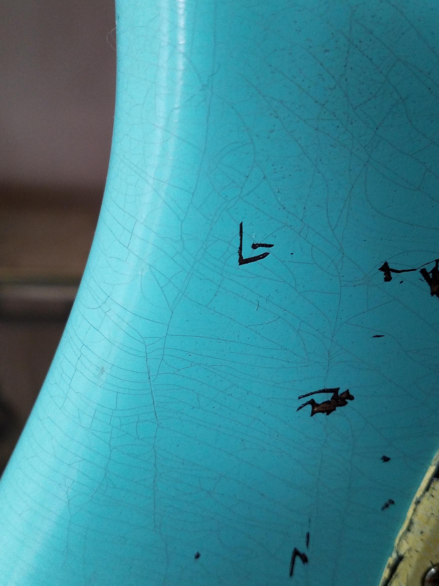 Surf Green Fender Relic Guitar