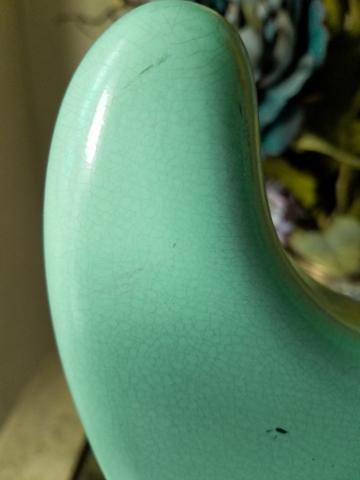Fender Stratocaster Surf Green Relic Finish Checking Guitarwacky.com