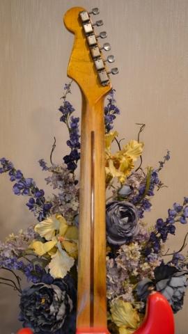 Fender Stratocaster Relic Headstock Guitarwacky.com