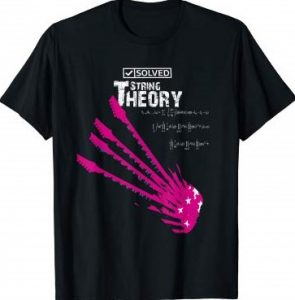String Theory Guitar T-Shirts