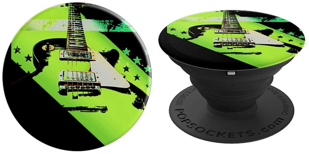 Les Paul Popsocket Guitarwacky.com