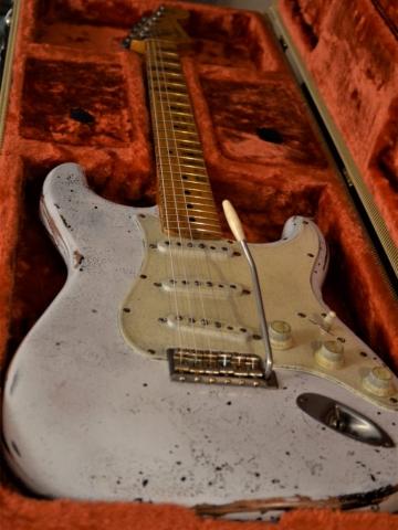 Custom Shop Fender Stratocaster Relic Aged Guitarwacky.com
