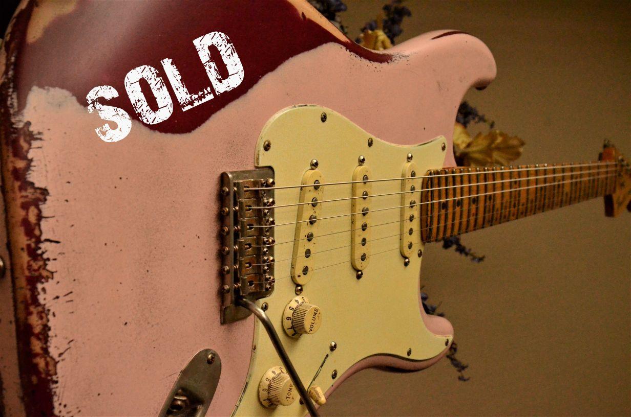 Fender Dtratocaster Shell Pin Guitarwacky.com