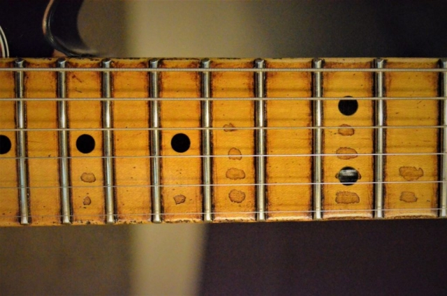 Fender Telecaster Relic Maple Neck Guitarwacky.com