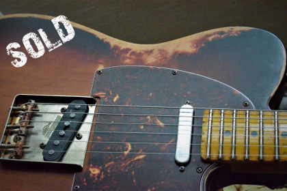 Fender Telecaster Relic