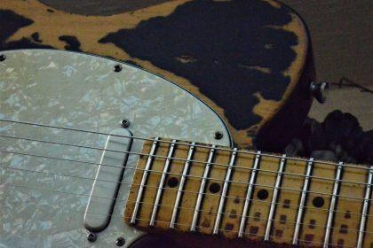 Fender Telecaster Relic Guitarwacky.com
