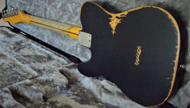 Fender Telecaster Heavy Relic Guitarwacky.com