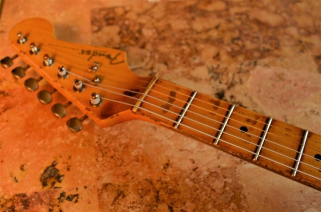 Relic Aged Maple Neck Guitarwacky.com