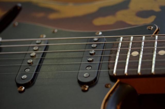 Fender Stratocaster Custom Shop 69's Guitarwacky.com