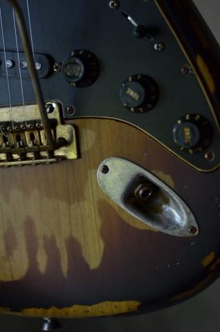 Fender Stratocaster Jack Vintage Tremolo Guitarwacky.com
