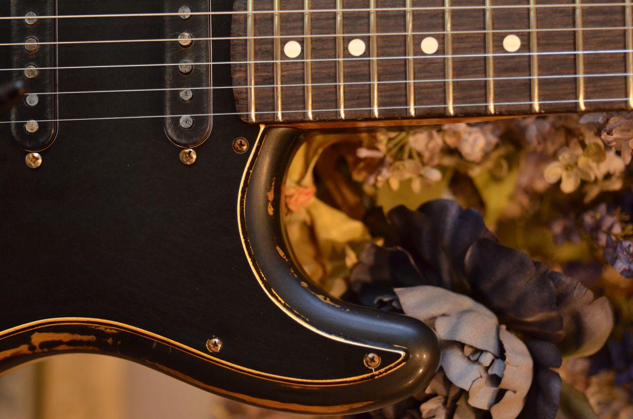 Fender Stratocaster Relic Rosewood Fretboard  Guitarwacky.com