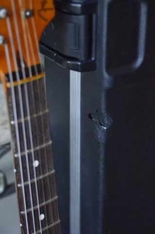Fender Stratocaster TSA Case Guitarwacky.com