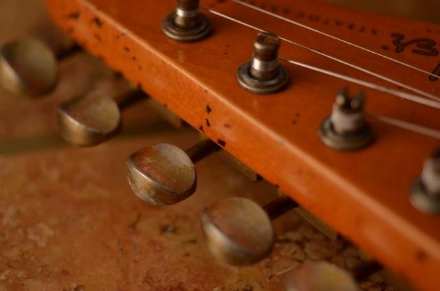 Ping Tuners Fender Relic Guitarwacky.com