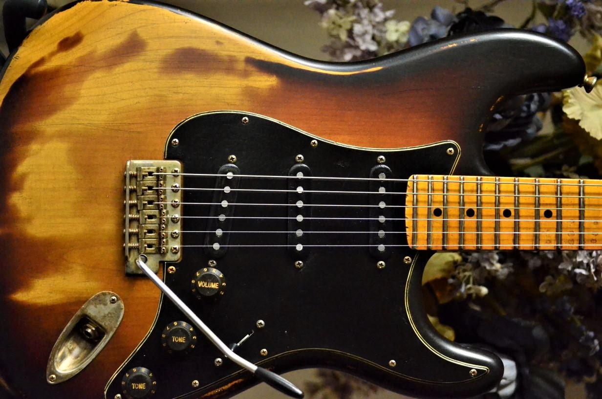 Fender Stratocaster Sunburts Relic
