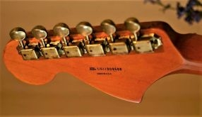 Fender Stratocaster Relic Vintage Ping Tuners