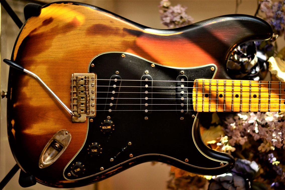 Fender Stratocaster Relic Sunburst